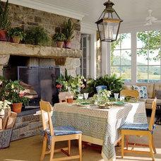 An Elegant New York Farmhouse by Gil Schafer : Interiors + Inspiration : Archite