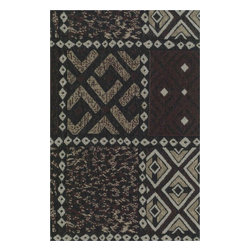 """Blazing Needles - Blazing Needles Tapestry Full Size Futon Cover in Congo-8"""" Full - Blazing Needles - Futon Covers - 9687/T46 - Blazing Needles Designs has been known as one of the oldest indoor and outdoor cushions manufacturers in the United States for over 23 years."""