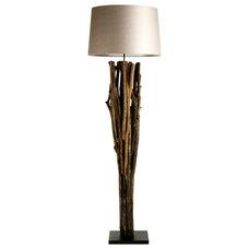 Rustic Floor Lamps by Zentique