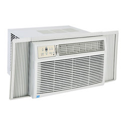 None - Sunpentown Home Living Room 22,000 BTU Window AC with Energy Star - The Sunpentown Home Living Room 22,000 BTU Window AC is perfect for cooling down a single room or studio. A window kit is supplied for the left and right side of the unit,ideal for vertical opening windows.