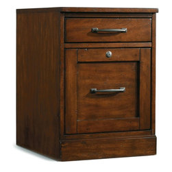 Hooker Furniture - Hooker Furniture Wendover Mobile File - The Wendover Collection is crafted ...