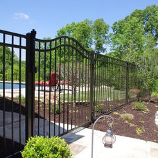 Traditional Home Fencing And Gates by D&D Technologies