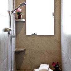 Contemporary Bathroom by Robert Legere Design
