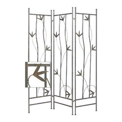Leaf Iron Screen