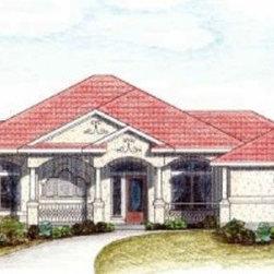 House Plan 80-117 -