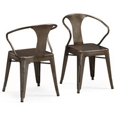 Eclectic Living Room Chairs by Overstock.com