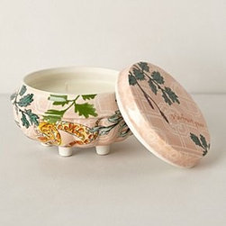 Anthropologie - Dobro Footed Candle, Large - *25 hour burn time