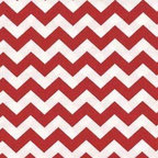 "SheetWorld - SheetWorld Fitted Oval Crib Sheet (Stokke Sleepi) - Red Chevron Zigzag - This luxurious 100% cotton ""woven"" oval crib (stokke sleepi) sheet features a red chevron zigzag print. Our sheets are made of the highest quality fabric that's measured at a 280 tc. That means these sheets are soft and durable. Sheets are made with deep pockets and are elasticized around the entire edge which prevents it from slipping off the mattress, thereby keeping your baby safe. These sheets are so durable that they will last all through your baby's growing years. We're called sheetworld because we produce the highest grade sheets on the market today. Size: 26 x 47."