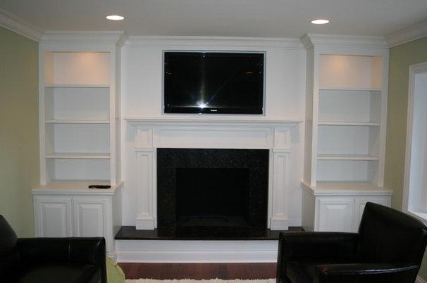 Modern Indoor Fireplaces by Northwest Metalcraft