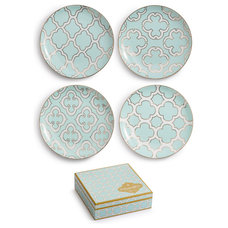 Contemporary Dinner Plates by The Organizing Store