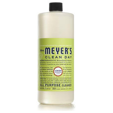 Contemporary Household Cleaning Products by Mrs. Meyer's Clean Day