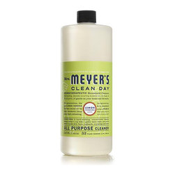 Lemon Verbena All Purpose Cleaner - Make your spring cleaning that much more enjoyable with this lemon-verbena-scented, earth-friendly, all-purpose cleaner.