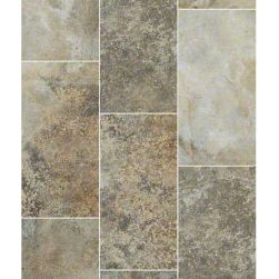 """Giza- Sphinx - Like its namesake, the Giza porcelain tile collection offers similar appeal, ready to transform your room with magnificence. And part of that magnificence is due to Giza's size, an imposing 12""""x24"""", which gives rooms a sense of grand scale. Made in America, the Giza collection also offers the ideal finish with beautiful mosaic and bullnose trim pieces."""