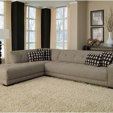 Broyhill Monterey Sectional - 6173-3-9/8535-26/8529-99/8529-99