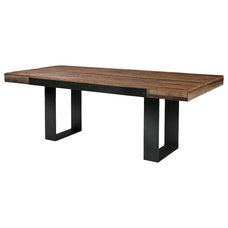 Rustic Dining Tables by Masins Furniture