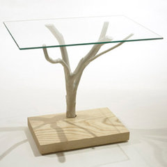 contemporary side tables and accent tables by Generate Design