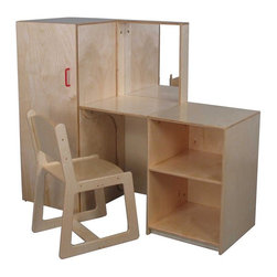 Strictly for Kids - Strictly for Kids Preferred Mainstream School Age Vanity Set Multicolor - SF220S - Shop for Childrens Desks from Hayneedle.com! About Strictly for KidsBased in Tacoma Wash. Strictly for Kids prides itself on creating top quality furniture and equipment for preschools daycares head start classrooms and more. With high quality materials like birch plywood and products that exceed safety requirements Strictly for Kids is a company you can trust.