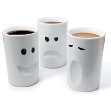 Eclectic Mugs by Mocha