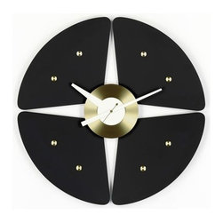 Vitra - Vitra | Petal Clock - Design by George Nelson, 1948.