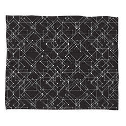 DENY Designs - Zoe Wodarz Feeling Digital Fleece Throw Blanket - This DENY fleece throw blanket may be the softest blanket ever! And we're not being overly dramatic here. In addition to being incredibly snuggly with it's plush fleece material, it's maching washable with no image fading. Plus, it comes in three different sizes: 80x60 (big enough for two), 60x50 (the fan favorite) and the 40x30. With all of these great features, we've found the perfect fleece blanket and an original gift! Full color front with white back. Custom printed in the USA for every order.