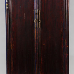 Rare Antique Chinese Ming-Style Armoire Cabinet - Rare Antique Chinese Ming Style Armoire Cabinet