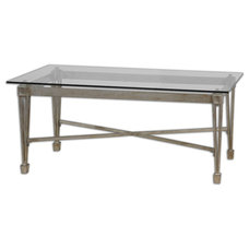 Transitional Coffee Tables by Pizzazz! Home Decor, LLC