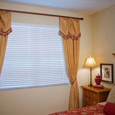Traditional Curtains Dress Up your Existing Drapes