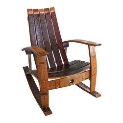 Wine Barrel Furniture - Douglas Gisi Wine Barrel Furniture Co.