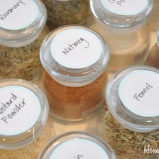 Honey We're Home: Organized Spices (Take Two)