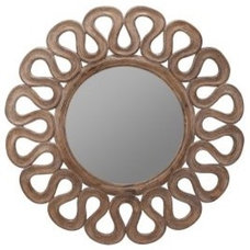 Contemporary Wall Mirrors by SimplyMirrors