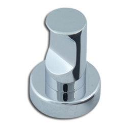 Atlas Homewares - Polished Chrome Linea Bath Hook (ATHLBSHCH) - Polished Chrome Linea Bath Hook
