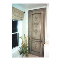 Painted Furniture Finishes & Faux Wood - Wine Cellar Door