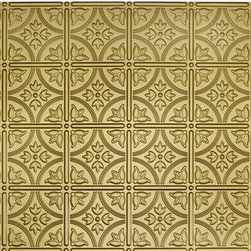Decorative Ceiling Tiles - Faux Tin Wall & Ceiling Panel - 24x48 - DCT 0209 - Find copper, tin, aluminum and more styles of real metal ceiling tiles at affordable prices . We carry a huge selection and are always adding new style to our inventory.
