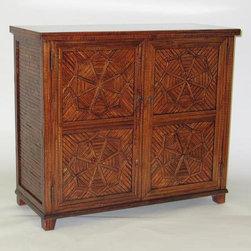 Wayborn - Bamboo Cabinet - Bamboo Cabinet