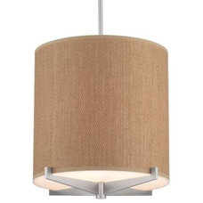 pendant lighting Fisher Island Foyer Pendant by Forecast Lighting
