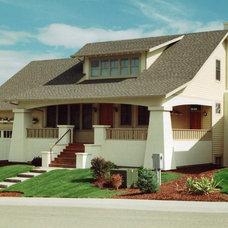 Contemporary Exterior by Sierra Enterprises, Inc.