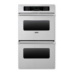 "Viking 30"" Double Electric Wall Oven, Stainless Steel 