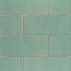Eclectic Wall And Floor Tile by Rebekah Zaveloff | KitchenLab