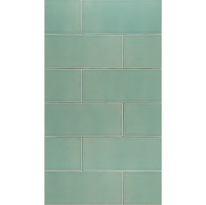 eclectic bathroom tile by Rebekah Zaveloff | KitchenLab