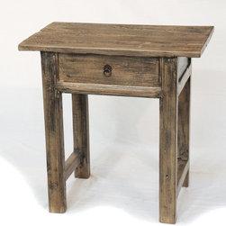 Recycled Wood - Terra Nova Designs Los Angeles