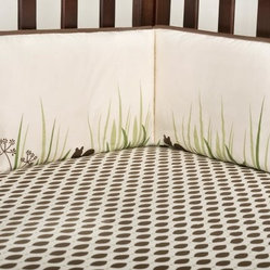 Kids Line Willow Organic Fitted Sheet Wrap Your Little
