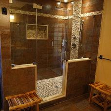 Asian Bathroom by Holly Conrad Smith