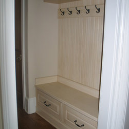 Custom Designed Kitchens - Custom Designed Mudroom