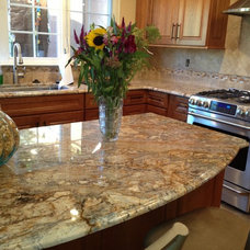 Kitchen Countertops by Marble Concepts Llc