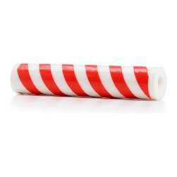 Waggo - Sip 'N Chew Rubber Dog Toy - You can taste the fun all ready with our Sip N' Chew Toys! Made to look like your favorite paper party straws, our Sip N' Chew Toys are made of durable, non-toxic rubber, this toy floats in water for fun in the ocean, lake or pool. Tuck treats inside to keep your pup busy and working for a bite.