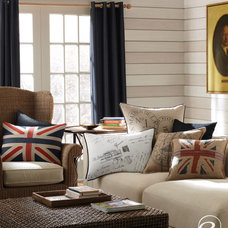 Eclectic Decorative Pillows by Softline Home Fashions