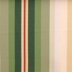 STRIPE - NATURAL/GREEN - Item #1009536-20.