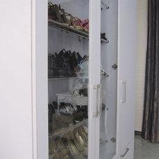 Modern Shoe Storage by Melior Kitchen