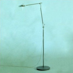 Leo Halogen Floor Lamp