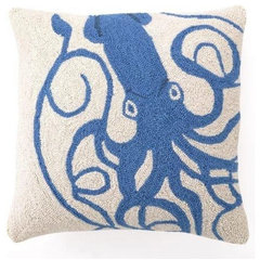 eclectic pillows by Lisa Benbow - Garnish Designs